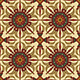 Seamless Vajra Tibetan Pattern - GraphicRiver Item for Sale
