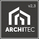 Architec - Architecture Wordpress Theme - ThemeForest Item for Sale
