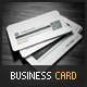 Pixelancer corporate business card - GraphicRiver Item for Sale