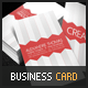 Miller Business Card - GraphicRiver Item for Sale