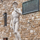 David of Michelangelo in Florence, Italy - PhotoDune Item for Sale
