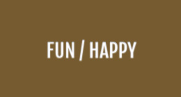FUN / HAPPY
