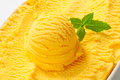 Yellow ice cream - PhotoDune Item for Sale