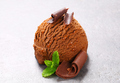 Chocolate ice cream - PhotoDune Item for Sale
