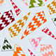 Various Doodle Geometric Patterns - GraphicRiver Item for Sale
