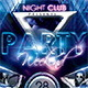 Party Weekend Flyer Template - GraphicRiver Item for Sale