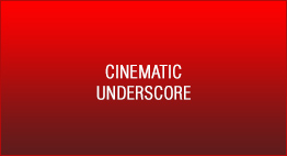 Cinematic / Trailer - Underscore