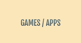 GAMES AND APPS