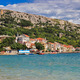 Adriatic town of Baska waterfront - PhotoDune Item for Sale