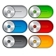 Set of Metallic Switches - GraphicRiver Item for Sale