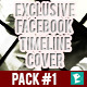 Facebook Timeline Cover Pack #1 - GraphicRiver Item for Sale