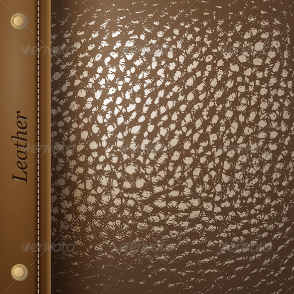 GraphicRiver Leather Background 4751212