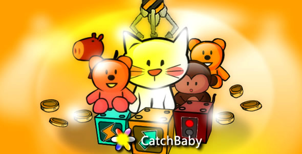 ActiveDen CatchBaby Flash Game 4732313