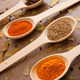 spices - pepper, curry, chilli, caraway - PhotoDune Item for Sale