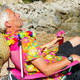 Sleeping while having vacation at the beach - PhotoDune Item for Sale