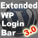 Extended WordPress Ajax Login & Registration Bar - CodeCanyon Item for Sale