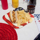 4th Of July Hotdog Meal - PhotoDune Item for Sale