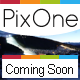 Pixone Responsive Coming Soon Theme