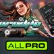 Pro DJ's Business Card Vol.2 - GraphicRiver Item for Sale