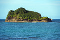 Rocky island covered by tropical vegetation - PhotoDune Item for Sale