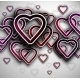 Background with Hearts - GraphicRiver Item for Sale