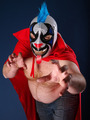 Mexican wrestling portrait - PhotoDune Item for Sale