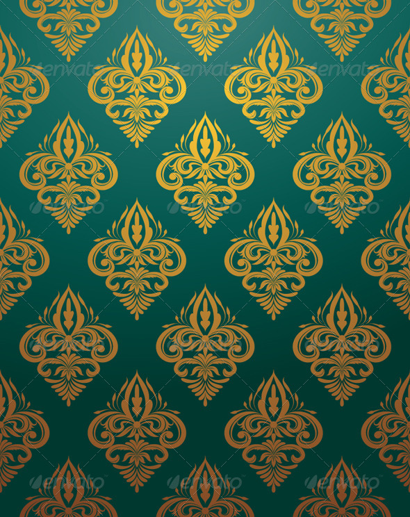Retro Ornament Pattern - Patterns Decorative