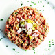 tasty Steak tartare (Raw beef) - PhotoDune Item for Sale