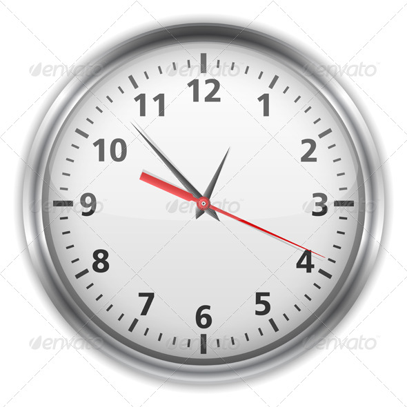 GraphicRiver Clock 4760484