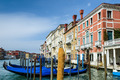 Gondolas in Venice, Italy - PhotoDune Item for Sale