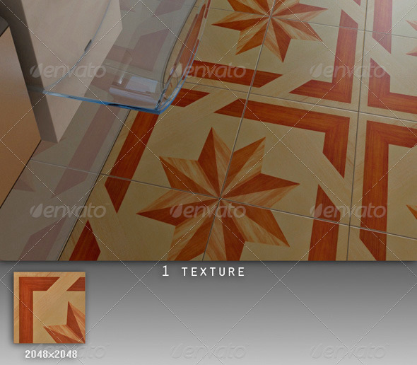 3DOcean Professional Ceramic Tile Collection C043 496470