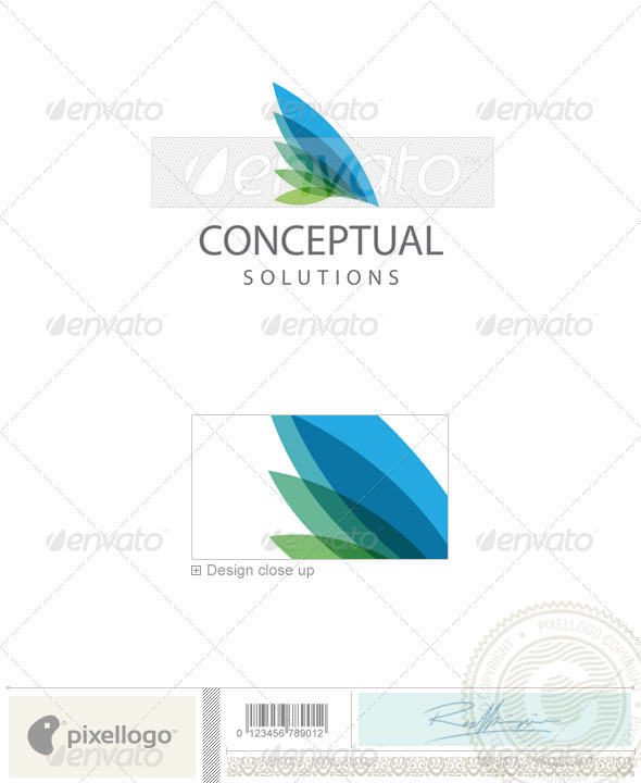 GraphicRiver Business & Finance Logo 1997 496506