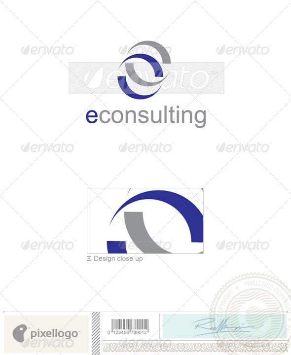 Business & Finance Logo - 2195 - Vector Abstract