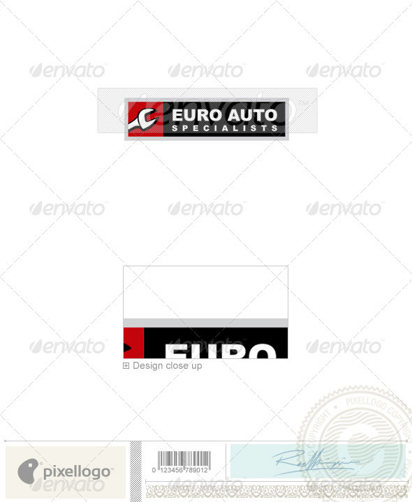 GraphicRiver Industry & Science Logo 2176 496581