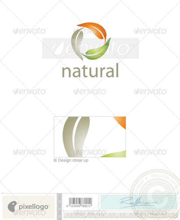 Nature & Animals Logo - 2080 - Nature Logo Templates