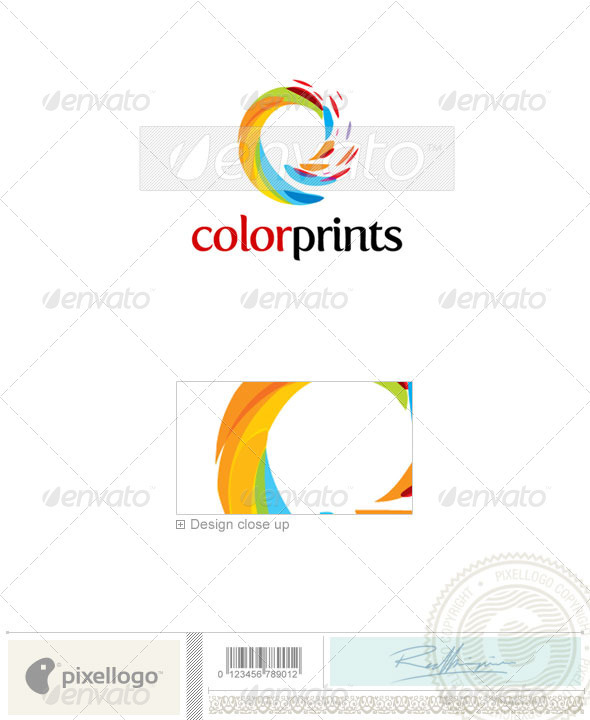 GraphicRiver Print & Design Logo 1882 496613