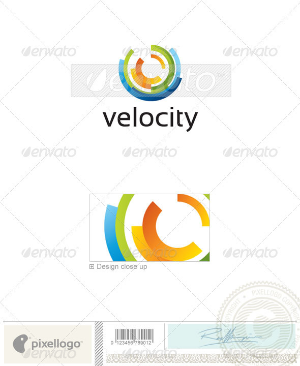 GraphicRiver Abstract Logo 2187 496697