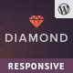 Diamond — Responsive WooCommerce Theme - ThemeForest Item for Sale