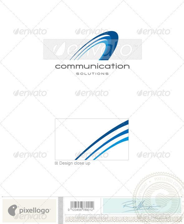 GraphicRiver Communications Logo 1960 496730