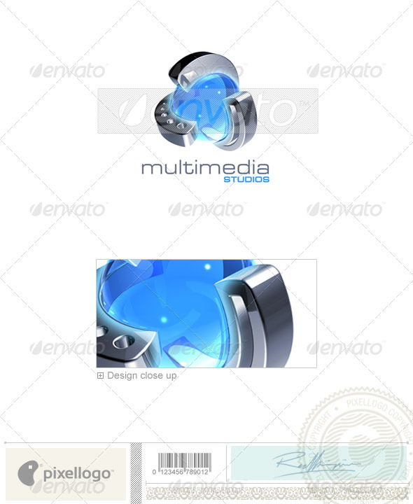 Activities & Leisure Logo - 3D-150 - 3d Abstract