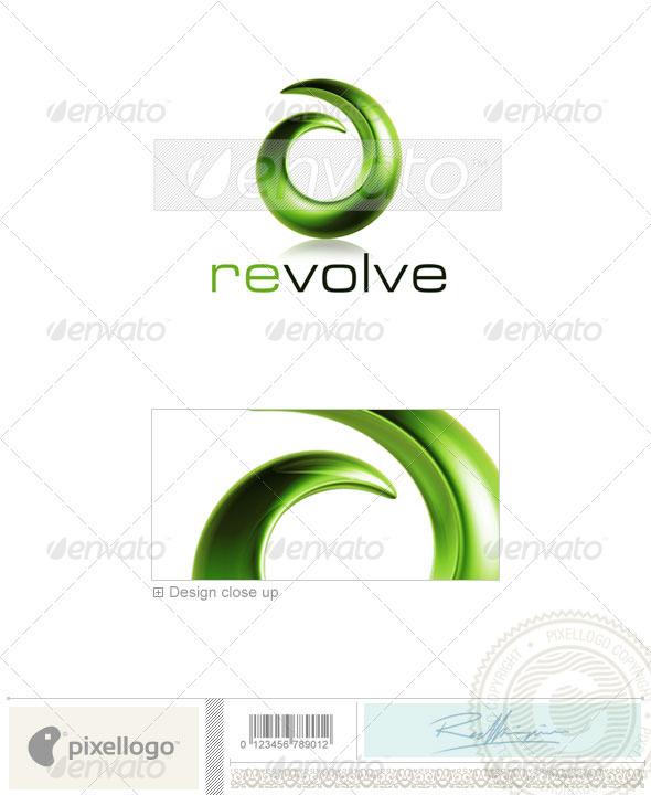 GraphicRiver Print & Design Logo 3D-452 496891