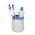 Toothbrushes and toothpaste - PhotoDune Item for Sale