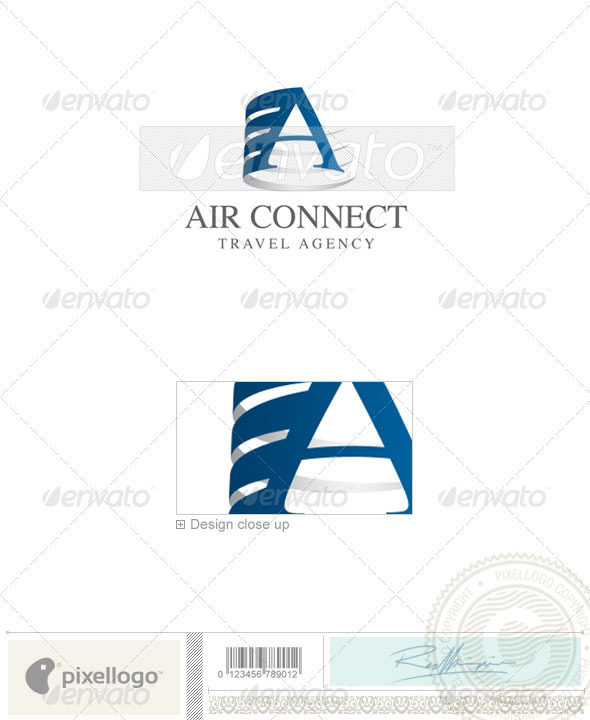 GraphicRiver Transport Logo 1588 496927