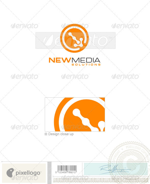Activities &amp; Leisure Logo - 27 - Vector Abstract