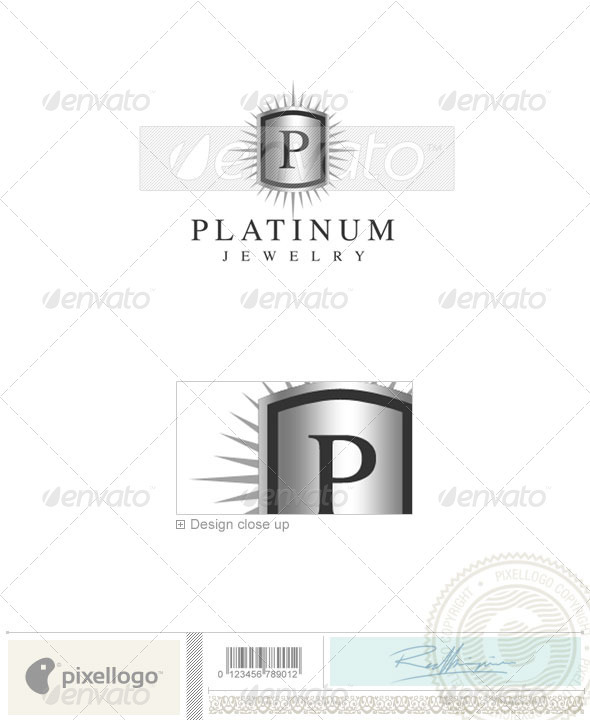 Business &amp; Finance Logo - 19 - Crests Logo Templates