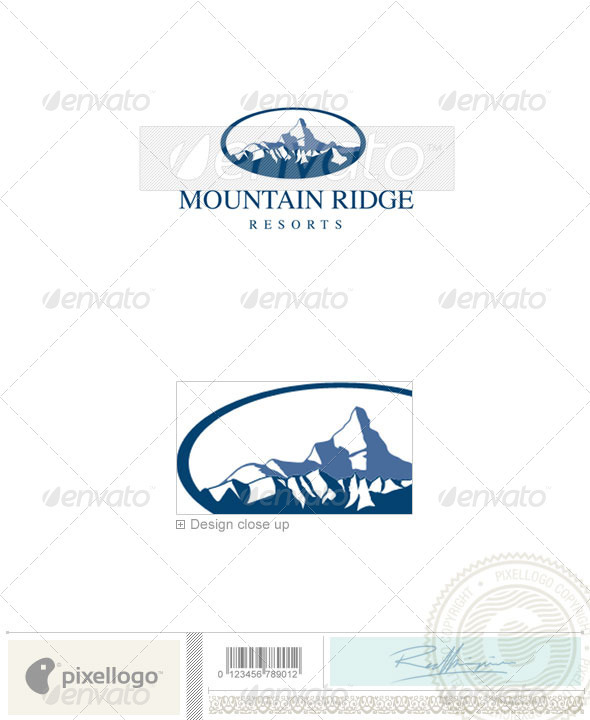 GraphicRiver Activities & Leisure Logo 1929 497021