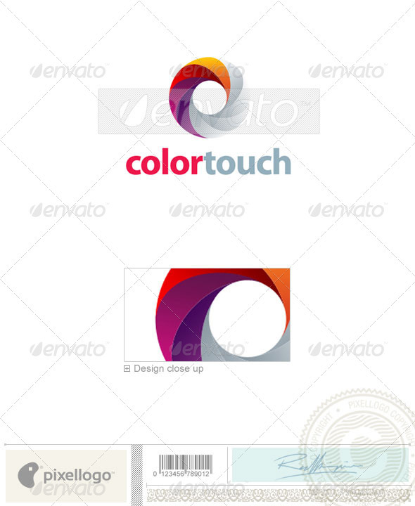 GraphicRiver Activities & Leisure Logo 1753 497045