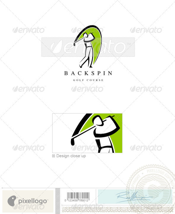Activities & Leisure Logo - 595 - Objects Logo Templates