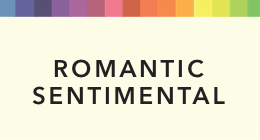 Sort By Mood-Romantic & Sentimental