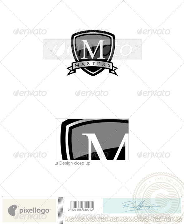 Business &amp; Finance Logo - 1021 - Crests Logo Templates